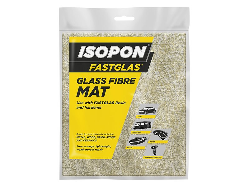 ISOPON® FASTGLAS Matting 0.55m²