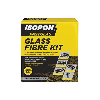 U-POL ISOPON FASTGLAS Glass Fibre Kit