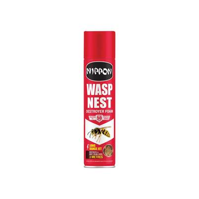Vitax Nippon Wasp Nest Destroyer Foam 300ml