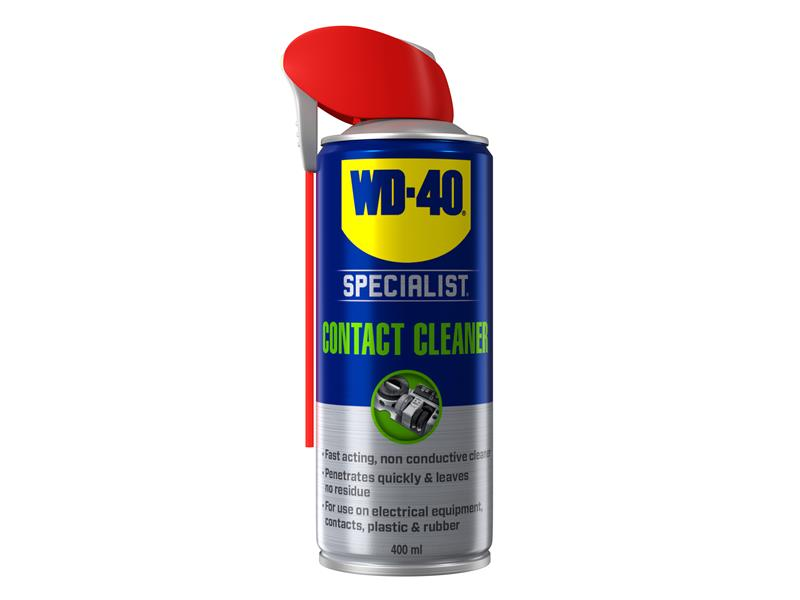 WD-40® Specialist Contact Cleaner Aerosol 400ml