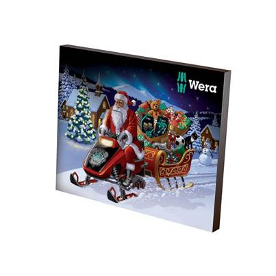Wera 2019 Advent Calendar