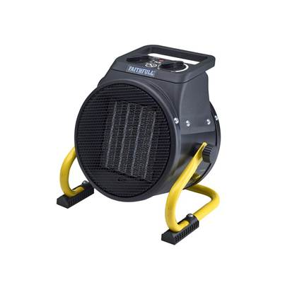 XMS Faithfull Power Plus Ceramic Fan Heater 2kW