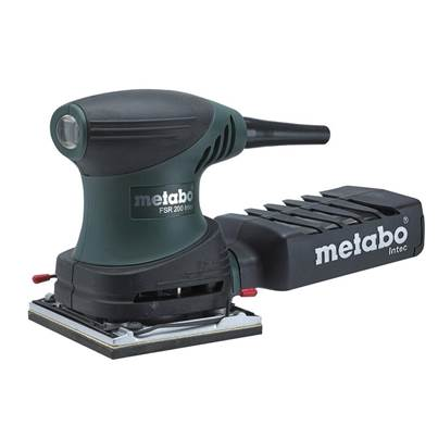 XMS Metabo FSR-200 1/4 Sheet Intec Orbital Palm Sander 200W 240V