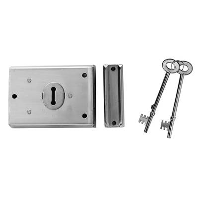Yale Locks P402 Rim Locks 102 x 76mm