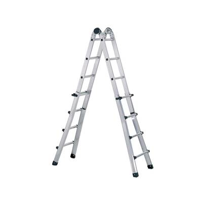 Zarges Telescopic Trade Ladder
