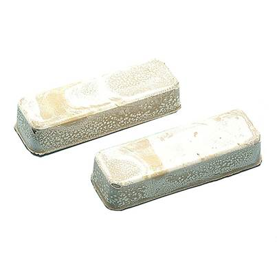 Zenith Profin Plastimax Polishing Bars (Pack of 2) - Buff