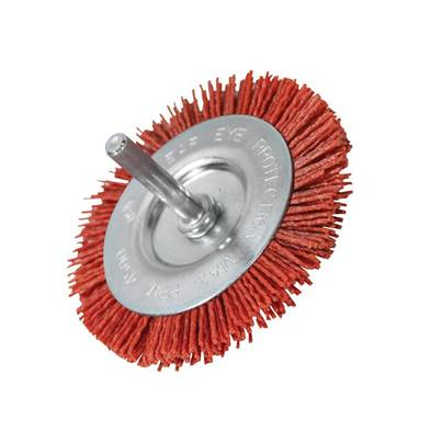 Faithfull Nylon Brush Wheel