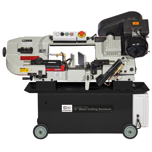"01595 12"" 3 Phase Metal-Cutting Bandsaw"