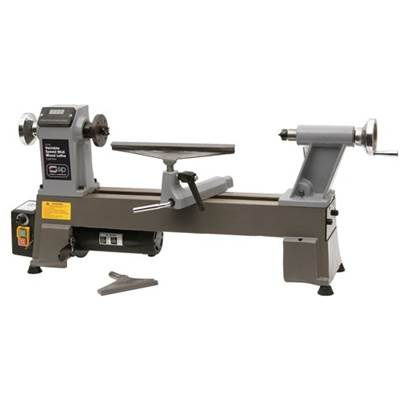SIP 01936 Variable Speed Midi Wood Lathe