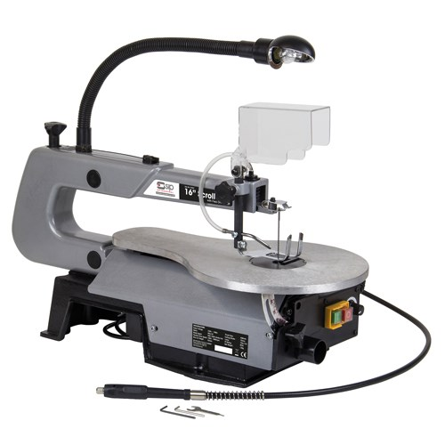 "01947 16"" Flexi-Drive Scroll Saw"