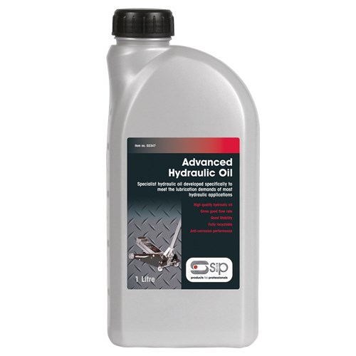 02347 1 Litre Advanced Hydraulic Oil