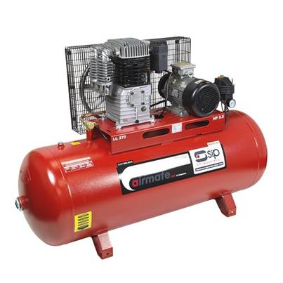 SIP 06289 Industrial ISBD5.5/270 Super Electric Compressor