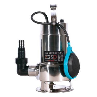SIP 06819 2020-SS Submersible Dirty Water Pump