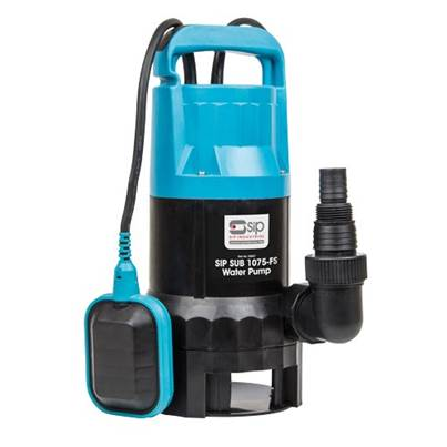 SIP 06867 1075-FS Submersible Dirty Water Pump