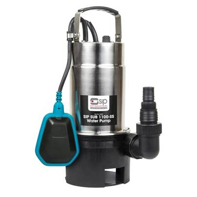 SIP 06869 1100-SS Submersible Dirty Water Pump