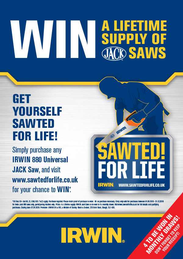Sawted For Life Promo