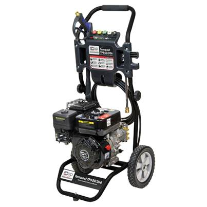 SIP 08918 Tempest TP550/206 Petrol Pressure Washer