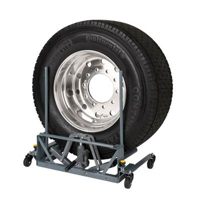 SIP 09871 Winntec Hydraulic Truck Wheel Dolly