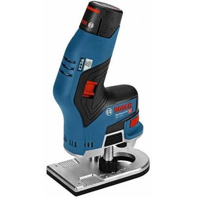 Bosch GKF12V-8 Cordless Edge Router Body only
