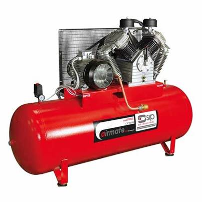SIP 06297 Industrial ISBD15/500 Super Electric Air Compressor