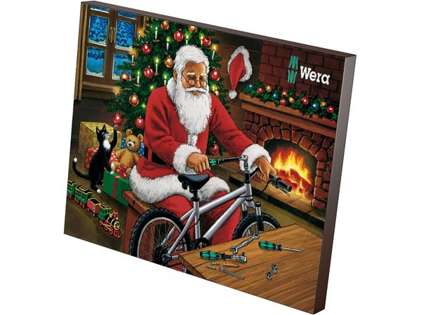 Wera Christmas Advent Calendar Tool Kit
