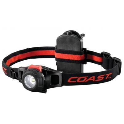 Coast HL7 Focusing Head Torch