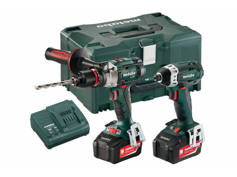 COMBO SET 2.1.5 18 V LTX CORDLESS COMBO SET With 5.2AH BATTERIES
