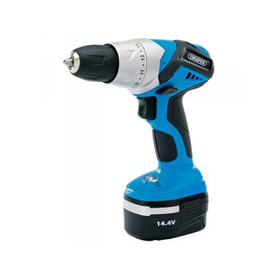 Draper 28157 14.4V Cordless Rotary Drill with Ni-CD Battery