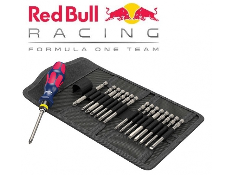 Kraftform Kompakt 60 Red Bull Racing, Stainless