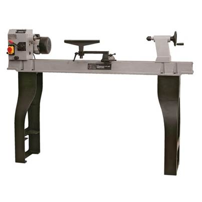"SIP 01940 14"" x 43"" Cast Iron Wood Lathe"