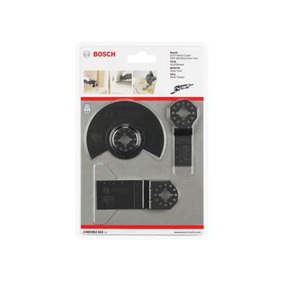 Bosch Top Seller Pack of 3 Blades