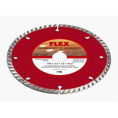 FLEX Diamant Jet VI  Speedcut 140mm