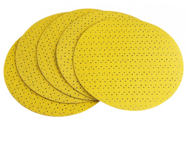 Velcro Sanding Paper Perforated To Suit GE5, GE5R, WS702 /WST700 / WSE500 / WSE7, P100 Grit Pack 25