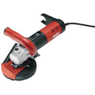 FLEX Flex LD15-10 125 R, Kit Turbo-Jet Concrete Grinder 230v