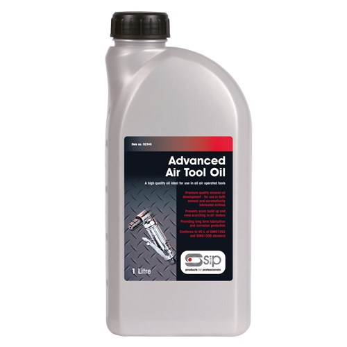 02348 1 Litre Advanced Air Tool Oil