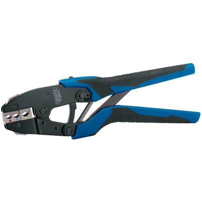 Draper 64342 Quick Change Ratchet Action Crimping Tool (260mm)