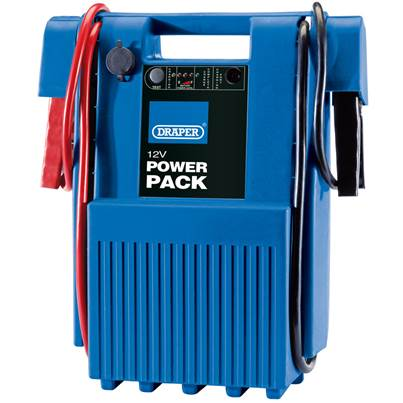 Draper 82361 12V Heavy Duty Portable Power Pack (1600-3200A)
