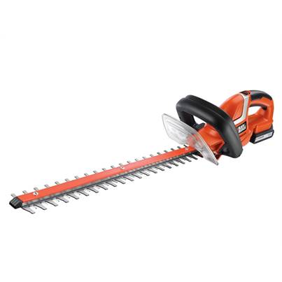 Black & Decker GTC1850L  Hedge Trimmer 50cm Li-Ion 18 Volt 1 x 2Ah Li-Ion