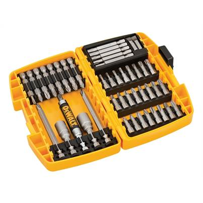 DeWalt DT71518-QZ Screw Driving Bit Set of 45