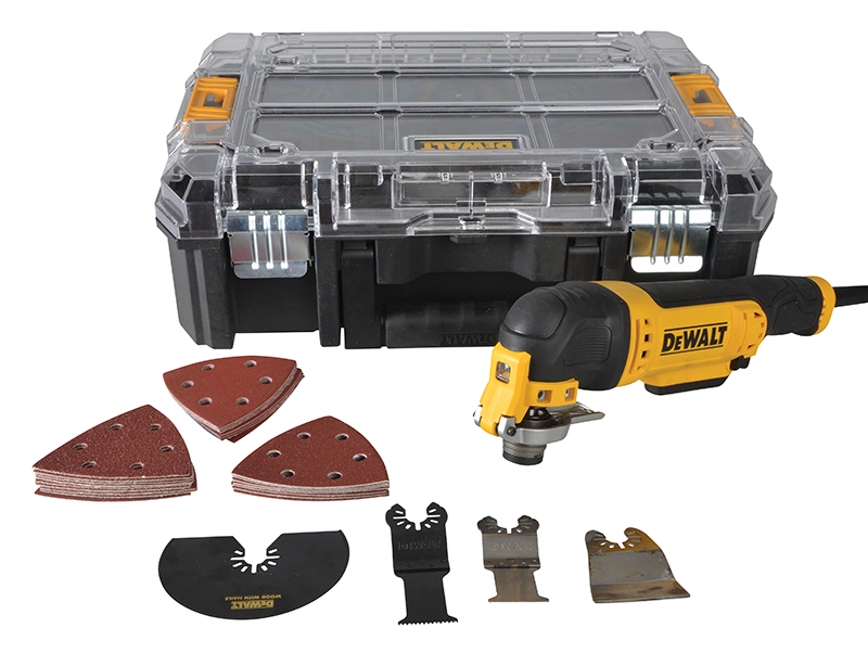DWE314KT Multi-Functional Tool With Accessories