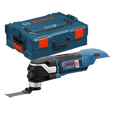 Bosch GOP18V-28 18v Starlock Multi Tool Bare Unit In L-Boxx