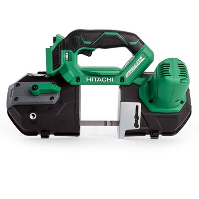 Hitachi CB18DBL/J4 18V Cordless Brushless Band saw 83mm (Body Only)