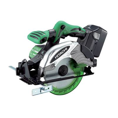 Hitachi C18DSL Circular Saw 165mm 18V 2 x 5.0Ah Li-Ion