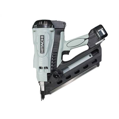 Hitachi NR90GC2 Gas Clipped Head Strip Framing Nailer