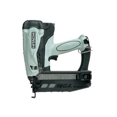 Hitachi NT65GS Lightweight Gas Brad Nailgun