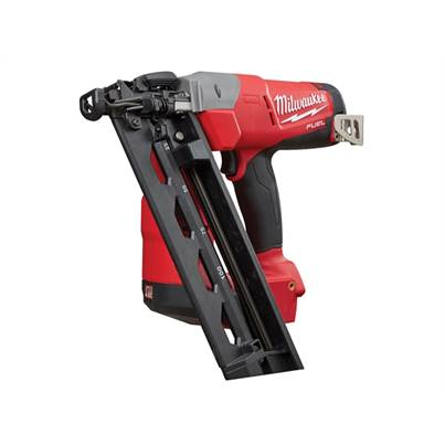 Milwaukee M18CN16GA-0X Fuel 16G Angled Nailer 18 Volt Bare Unit