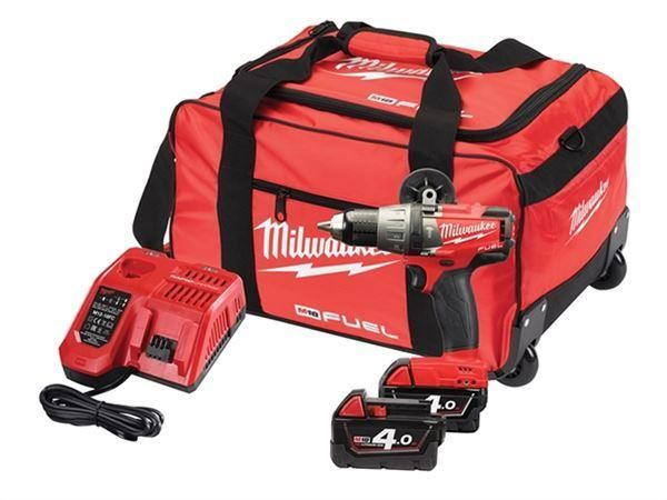 Milwaukee M18 FPD FUEL Percussion Drill