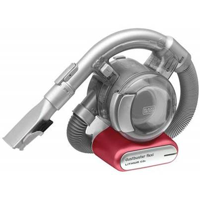 Black & Decker PD1020L 10.8 V Lithium-Ion Flexi Vacuum