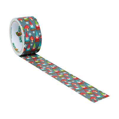 Duck Tape 48mm x 9.1m Elf Invaders