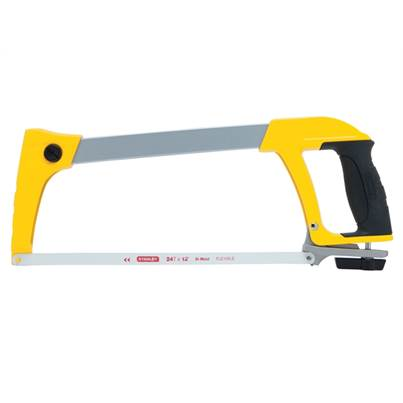 Stanley 1-20-110 Dynagrip Heavy-Duty Hacksaw 300mm (12 in)